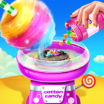 💜Cotton Candy Shop – Cooking Game🍬  MODs APK 6.3.5038