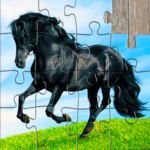 Horse Jigsaw Puzzles Game – For Kids & Adults 🐴  MODs APK 28.0