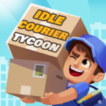 Idle Courier Tycoon – 3D Business Manager  MODs APK 1.11.3