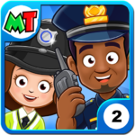 My Town : Police Station game for Kids  MODs APK 2.94