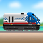 Pocket Trains: Tiny Transport Rail Simulator  MODs APK 1.3.12
