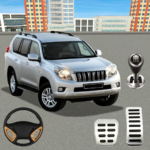 Real Prado Car Parking Games 3D: Driving Fun Games  MODs APK 2.0.080