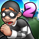 Robbery Bob 2: Double Trouble  MODs APK 1.6.8.12