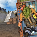Army shooter Military Games : Real Commando Games  MODs APK 6.0