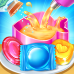 🍬🍬Candy Making Fever – Best Cooking Game  MODs APK 3.0.5038