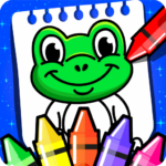 Coloring Games : PreSchool Coloring Book for kids  MODs APK 2.8