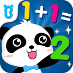 Little Panda Math Genius – Education Game For Kids  MODs APK 8.52.00.00