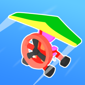 Road Glider – Incredible Flying Game  MODs APK 1.0.27