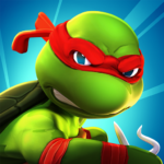 TMNT: Mutant Madness  MODs APK 1.31.4