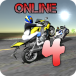 Wheelie King 4 – Online multiplayer edition  MODs APK 2