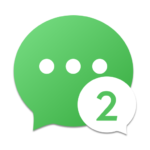2Face: 2 Accounts for 2 whatsapp, dual apps MODs APK 2.12.09
