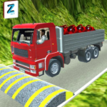 3D Truck Driving Simulator – Real Driving Games MODs APK 2.0.045