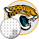 American Football Logo Color By Number – Pixel Art MODs APK 7.0
