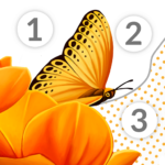 April Coloring – Oil Paint by Number for adults. MODs APK 2.53.0