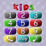 Baby Phone for Kids – Learning Numbers and Animals MODs APK
