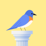 Bouncy Bird: Casual & Relaxing Flappy Style Game  MODs APK 1.0.2