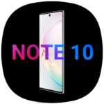 Cool Note10 Launcher for Galaxy Note,S,A -Theme UI MODs  7.5