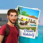 Dream Holiday – Travel home design game MODs APK 1.1.0