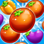 Garden Craze – Fruit Legend Match 3 Game MODs APK 1.9.5