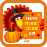 Happy Thanksgiving Day Wishes MODs APK 1.0