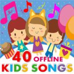 Kids Songs – Best Offline Nursery Rhymes MODs APK 1.4.1