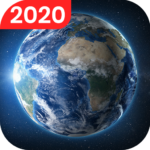 Live Earth Map – Satellite View, World Map 3D MODs APK 2.3.3