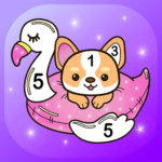 Magic Color – kids coloring book by numbers MODs APK 2.13