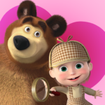 Masha and the Bear – Spot the differences MODs APK 3.9