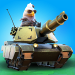 PvPets: Tank Battle Royale MODs APK 1.4.1.10225