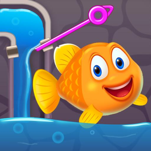 Save the Fish – Pull the Pin Game  MODs APK 12.0