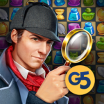Sherlock: Hidden Match-3 Cases  MODs APK 1.3.302