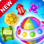 Toy Party: Pop and Blast Blocks in a Match 3 Story  MODs APK 2.2.00