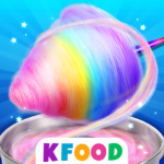 Unicorn Chef Carnival Fair Food: Games for Girls MODs APK 5.3