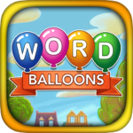 Word Balloons – Word Games free for Adults MODs APK 1.105