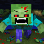 Zombie Apocalypse map for MCPE. New maps and mods MODs APK 4