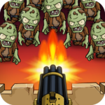 Zombie War: Idle Defense Game  MODs APK 57