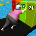 Fat Pusher MODs APK 1.22