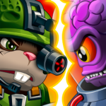 Hamsters: PVP Fight for Freedom MODs APK 1.47