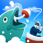 Hooked Inc: Fisher Tycoon MODs  APK 2.19.0