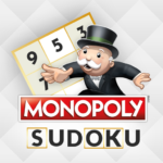 Monopoly Sudoku – Complete puzzles & own it all! MODs APK 0.1.36