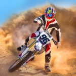 Motocross Dirt Bike Stunt Racing Offroad Bike Game MODs APK