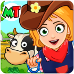 My Town : Farm Life Animals Game  for Kids Free MODs APK 1.06