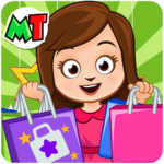 My Town : Shopping Mall. Dress up Shopping Game MODs APK 1.12