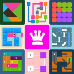 Puzzledom – classic puzzles all in one MODs APK 7.9.96