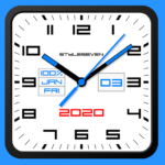 Square Analog Clock-73.1  MODs APK
