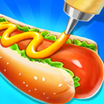 Street Food Stand Cooking Game for Girls MODs APK 1.5
