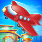 Airport Activities Adventures Airplane Travel Game MODs APK 1.0.5