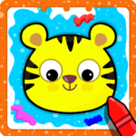 Animal Sounds for babies & Coloring book for kids MODs APK 1.20