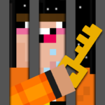 Escaping Noob vs Hacker: one level of Jailbreak MODs APK 6.0.0.0