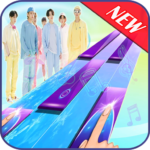 Life Goes On BTS Piano Game Magic MODs APK 1.4